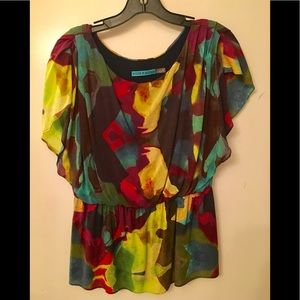 Alice and Olivia top.